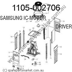 1105-002706-IC-DDR4 SDRAM