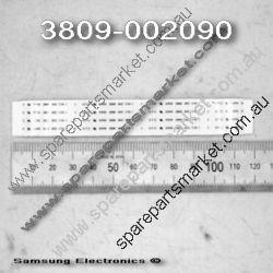 3809-002090-FFC CABLE;STRAIGHT,L120,13P