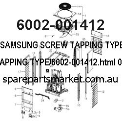 6002-001412-SCREW TAPPING TYPE