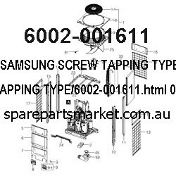 6002-001611-SCREW TAPPING TYPE
