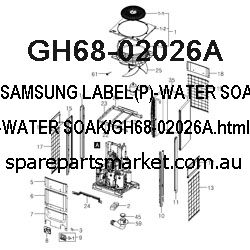GH68-02026A-LABEL(P)-WATER SOAK